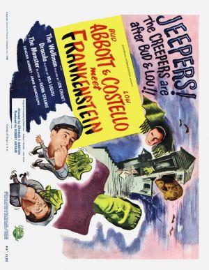 Bud Abbott Lou Costello Meet Frankenstein 1163x1500