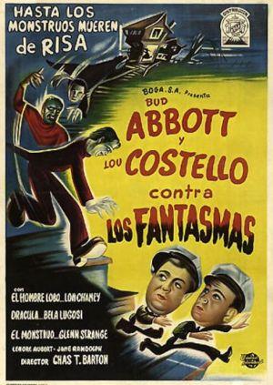 Bud Abbott Lou Costello Meet Frankenstein 496x700
