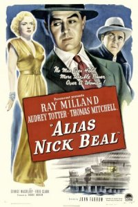 Alias Nick Beal poster