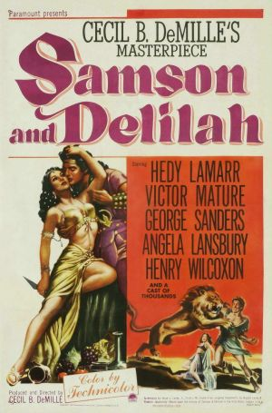 Samson and Delilah 1398x2121