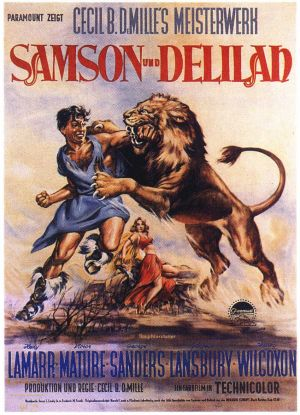 Samson and Delilah 849x1175