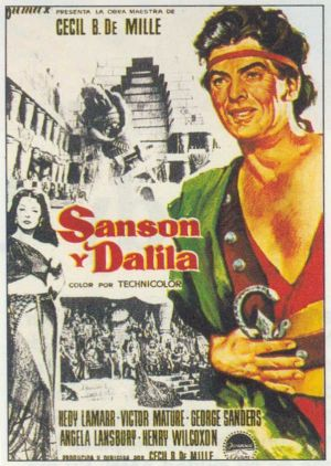 Samson and Delilah 598x842