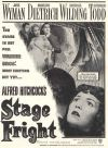 Stage Fright Poster
