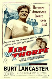 Jim Thorpe -- All-American poster