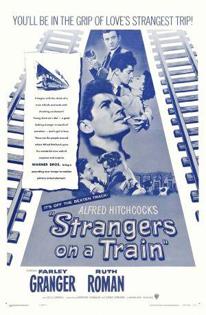 Strangers on a Train 1637x2500