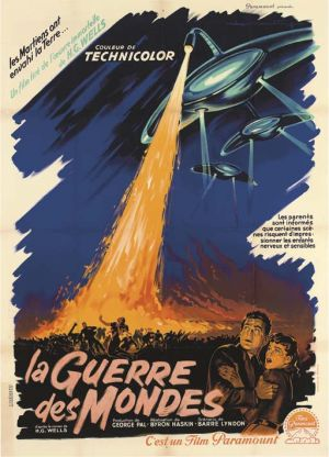The War of the Worlds 512x710