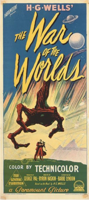 The War of the Worlds 512x1147