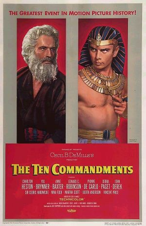 The Ten Commandments 600x926