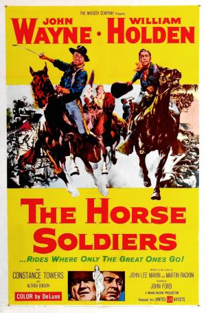 The Horse Soldiers 1318x2000