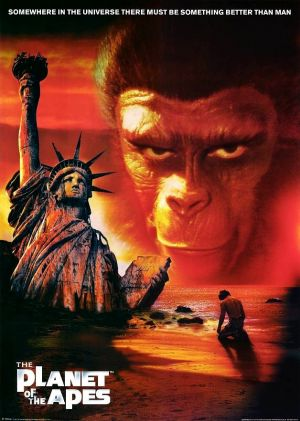 Planet of the Apes 628x882