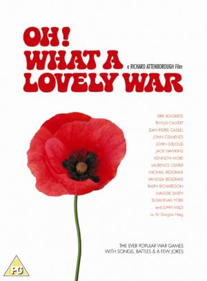 Oh! What a Lovely War Dvd cover