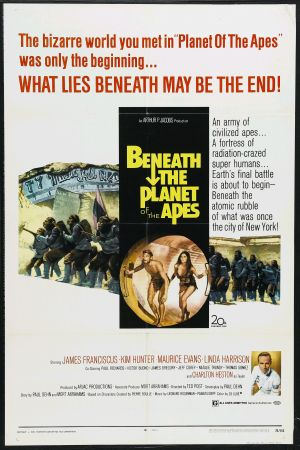 Beneath the Planet of the Apes 2533x3800
