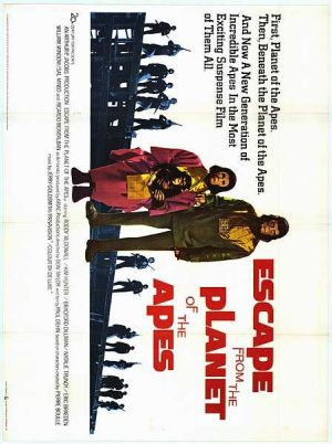 Escape from the Planet of the Apes 448x600