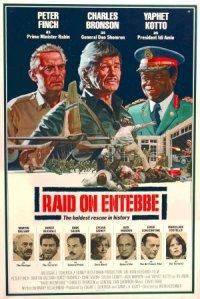 Raid on Entebbe poster