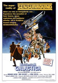Kampfstern Galactica poster