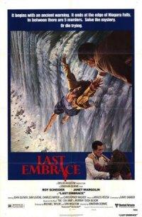 Last Embrace poster