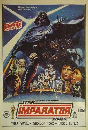 Star Wars: Episode V - The Empire Strikes Back 996x1466