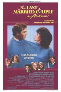 The Last Married Couple in America poster