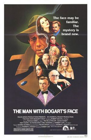 The Man with Bogart's Face 490x755