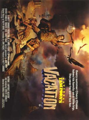 National Lampoon's Vacation 448x600