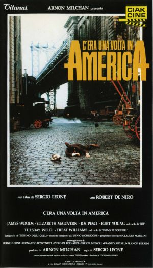 Once Upon a Time in America 1331x2327