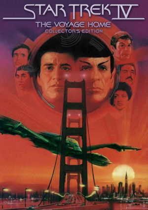 Star Trek: The Voyage Home Cover