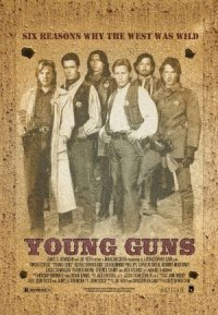 Young Guns - Giovani pistole poster