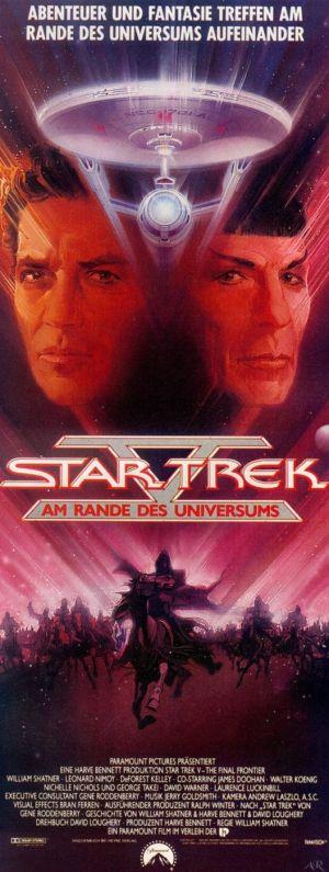 Star Trek V: The Final Frontier 528x1400