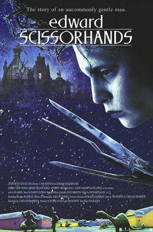 Edward Scissorhands 450x683