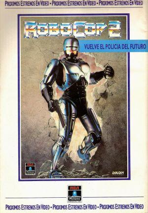 RoboCop 2 1602x2312