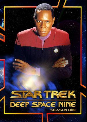 Star Trek: Deep Space Nine 1531x2161