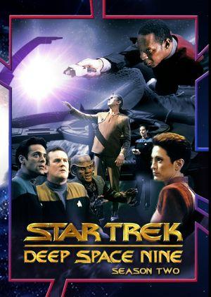 Star Trek: Deep Space Nine 1537x2161