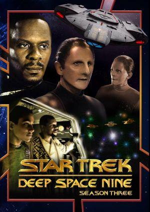 Star Trek: Deep Space Nine 1526x2161