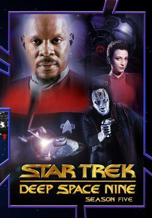 Star Trek: Deep Space Nine 1513x2161