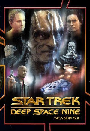 Star Trek: Deep Space Nine 1500x2175