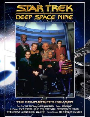 Star Trek: Deep Space Nine 1561x2025