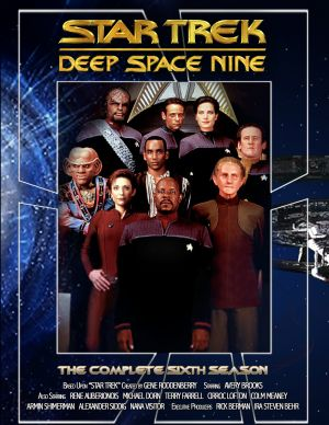Star Trek: Deep Space Nine 1576x2036