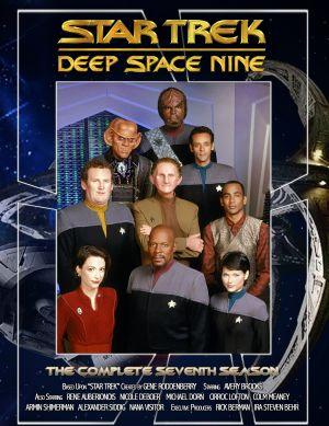 Star Trek: Deep Space Nine 1571x2036
