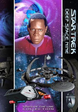 Star Trek: Deep Space Nine 1516x2174
