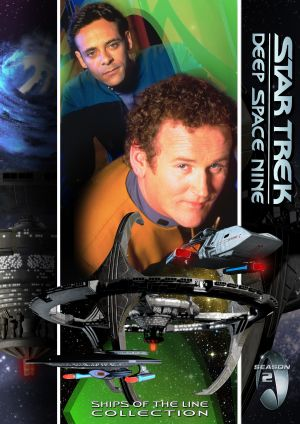 Star Trek: Deep Space Nine 1540x2174