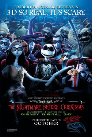 The Nightmare Before Christmas 1013x1500