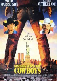 The Cowboy Way poster