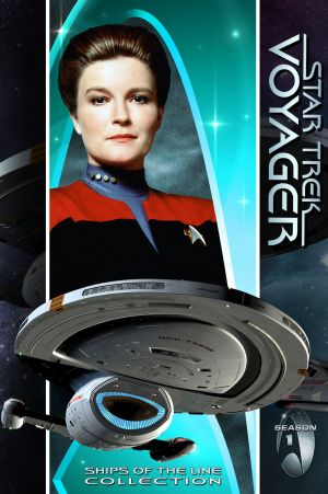 Star Trek: Voyager 1445x2174