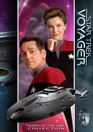 Star Trek: Voyager 1531x2174