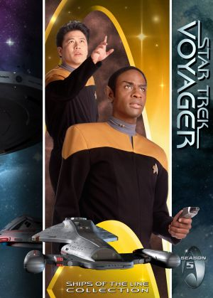 Star Trek: Voyager 1555x2174