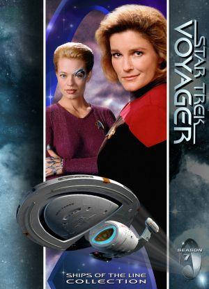 Star Trek: Voyager 1569x2174