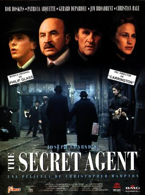 The Secret Agent Unset