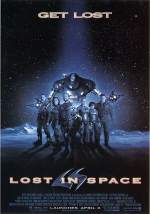 Lost in Space 600x858