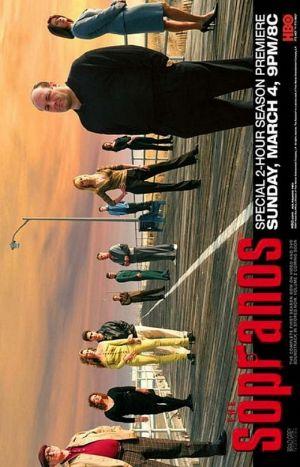 The Sopranos 520x810
