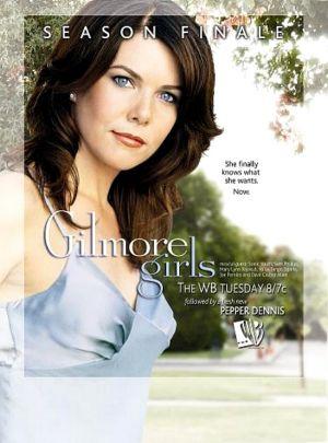 Gilmore Girls 558x753